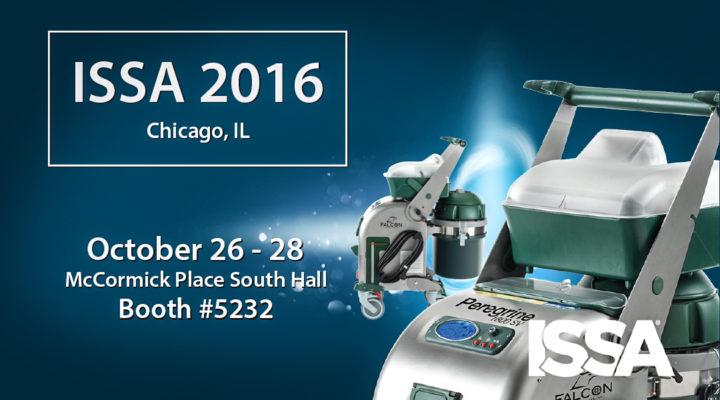 ISSA 2016 Chicago, IL
